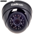 GADINAN IP Real 3MP Dome Camera HI3516D 2048*1536 H.265 IP Camera ONVIF P2P Vandal-proof Outdoor Surveillance Security Camera