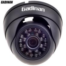 GADINAN IP Réel 3MP Caméra Dôme HI3516D 2048*1536 H.265 IP Caméra ONVIF P2P Extérieure Anti-Vandalisme de Surveillance Caméra de sécurité