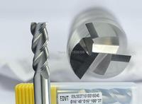1pcsTungsten Aluminium End Mill Cutter 16mm 3 Flutes CNC Endmill Router Bits Carbide Milling tools D16*100*3T