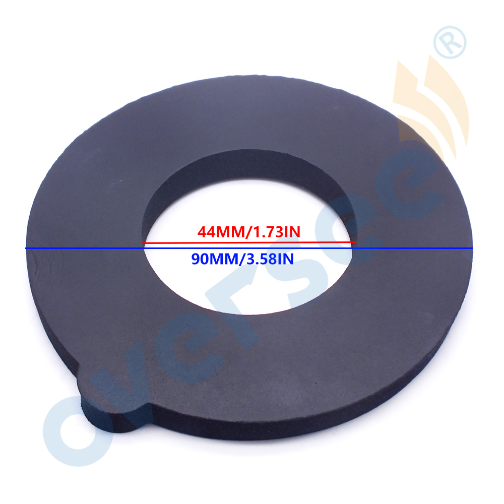 6E3-24641-00-00 Gasket Cap For Yamaha 1 6E3246410000 OVERSEE New Genuine Boat Engine
