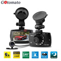 "Gotomato G30B Dual lens Car DVR 2.7"" LCD 1080P H.264 G-sensor Night Vision Motion Detection G30 Dual Camera Car Dashboard Cam"