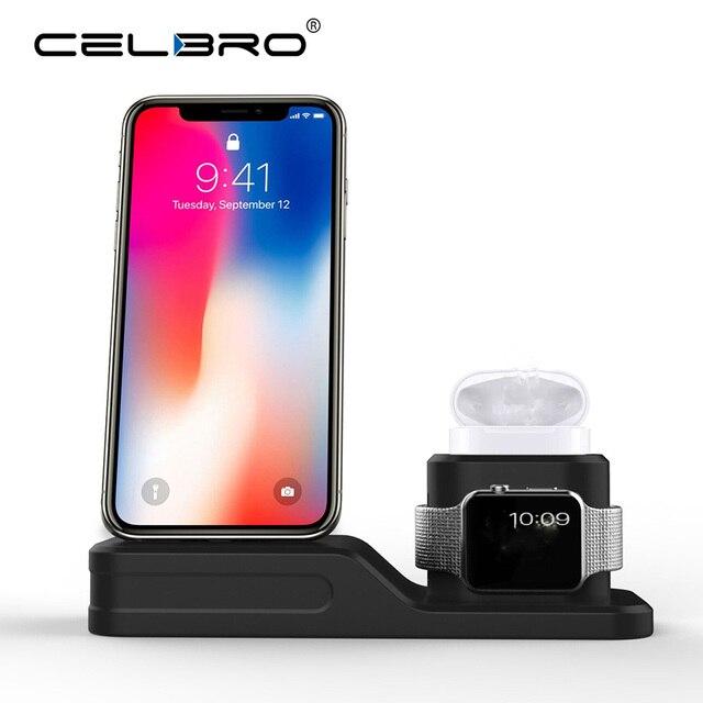 For Apple Iphone Charging Dock Station Holder For Apple
