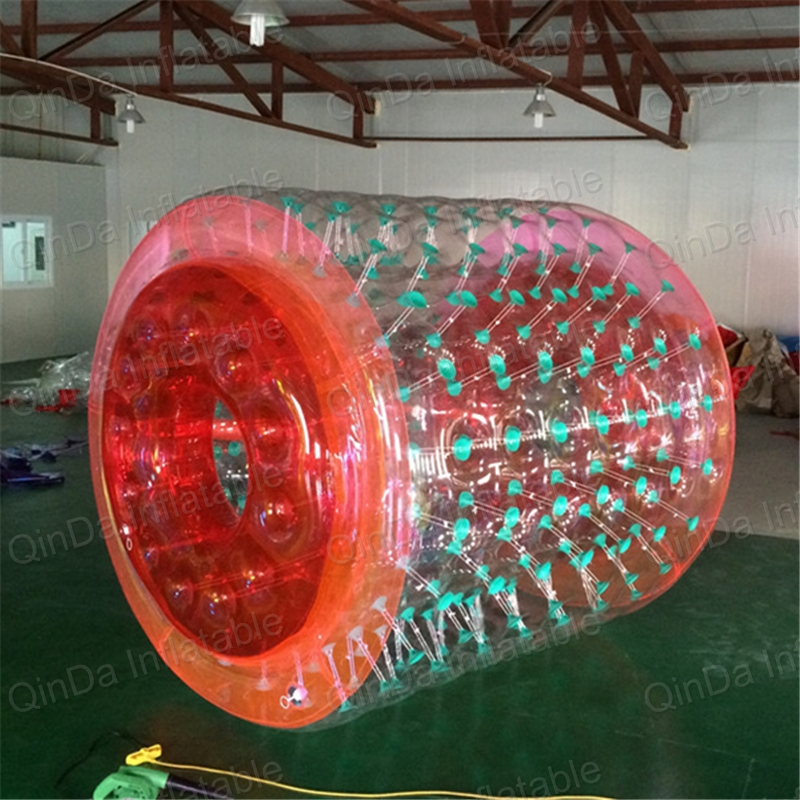 Airtight PVC Inflatable roller orb/ ball Cheap funny water roller, water roller balls wb006 free shipping funny water games inflatable water balls walk water inflatable roller ball summer water games