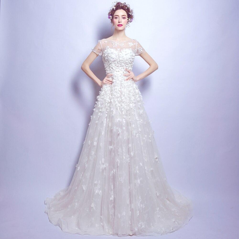 Atemberaubend Vergessen Sie Mich Nicht Brautkleider Bilder ...