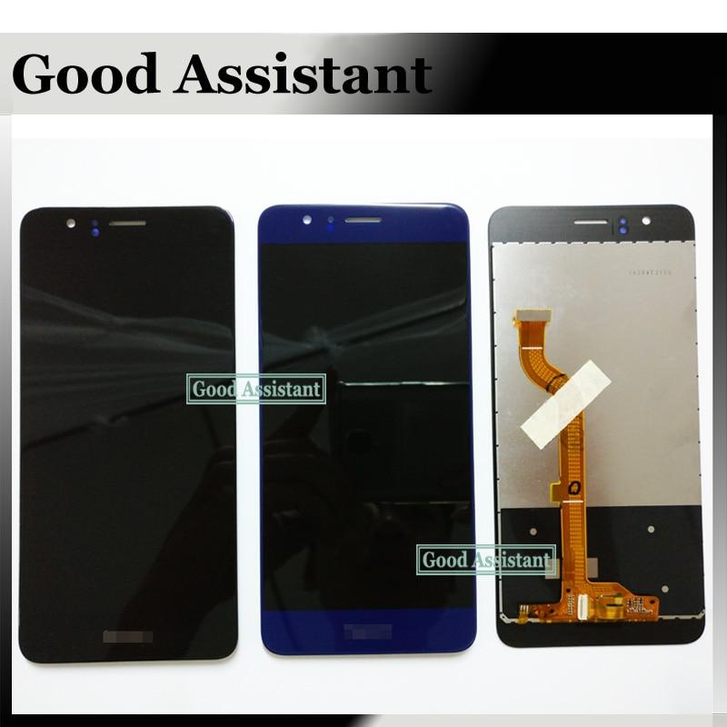 imágenes para 100% Probados de Alta Calidad Para Huawei Honor 8 FRD-L02 FRD-L14 FRD-L19 Pantalla LCD + Pantalla Táctil Digitalizador Herramientas Asamblea Gratis