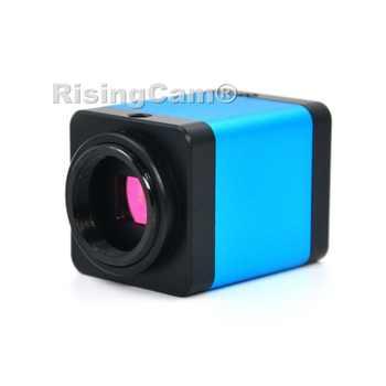 Remote Control SONY imx323 sensor HD 1080P HDMI C Mount Digital Video industrial microscope camera for phone PCB Repair