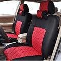Автокресло чехлы универсальный набор протектор 5 сиденья заднего сиденья splite 40/60 50/50 или не аксессуары для интерьера автомобиля-крышка