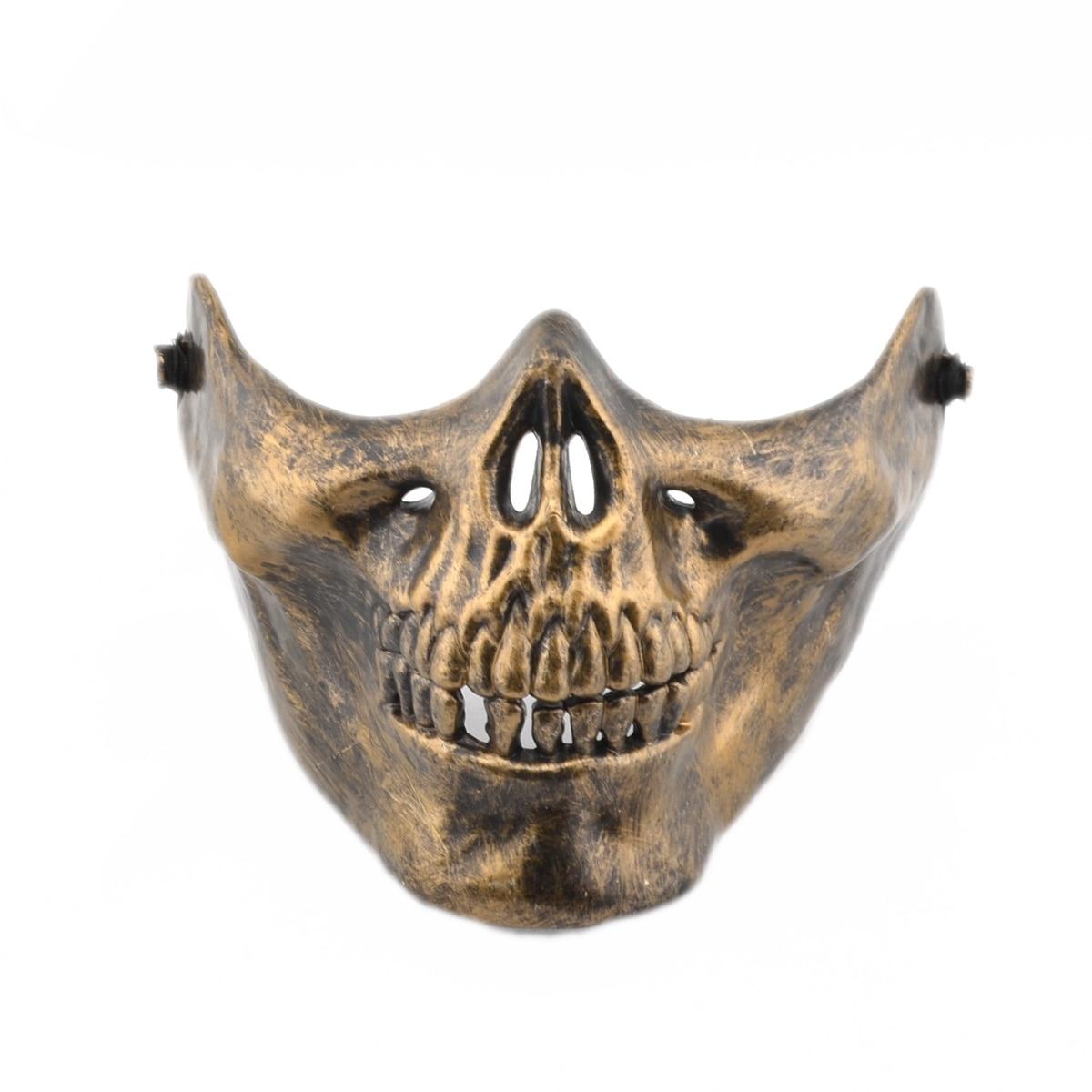 Popular Skull Half Face Mask-Buy Cheap Skull Half Face Mask lots ...
