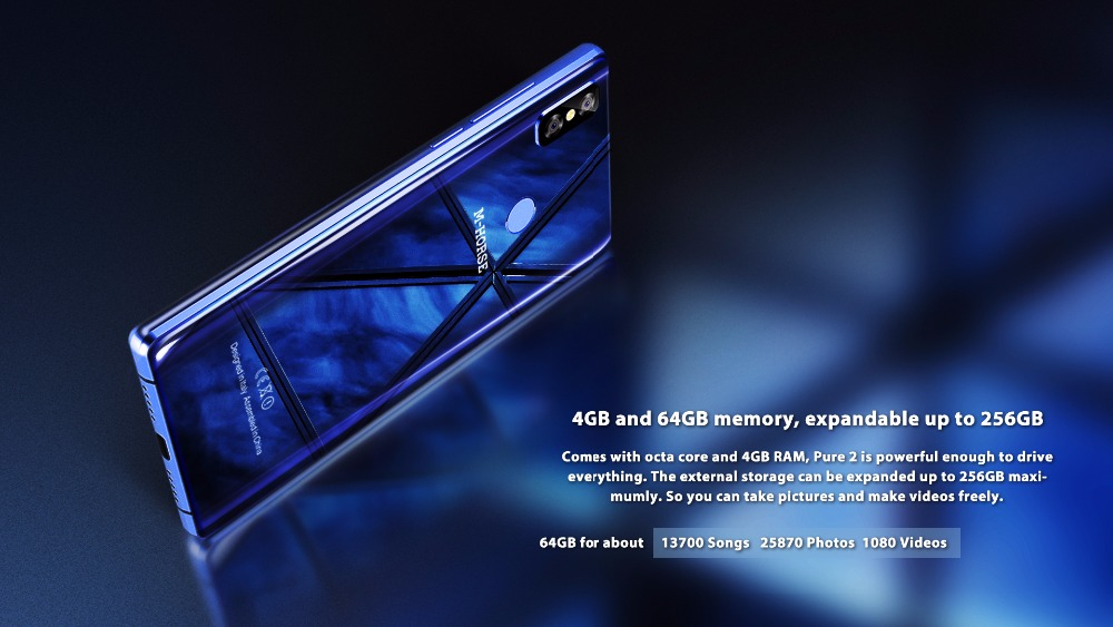 M-HORSE Pure 2 Phone-9