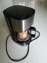 Kg01-12, бесплатная доставка, американская семья полностью автоматическая кофемашина капельного, чай машина, чашка полуавтоматическая кофемашина