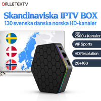 T95ZPLUS IPTV Swedish Channels IUDTV Subscription Android 7 1 IPTV Box S912 Italy UK Spain Germany