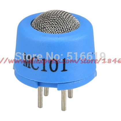 Free Shipping    Civil Combustible Gas Sensor MC-101 Detection Of Semiconductor Gas