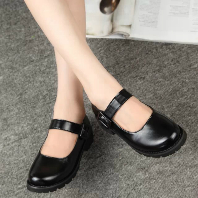 Casual Women Shoes Lace up Comfortable Flat Heel Low Platform Rubber Heel Pu Leather Shoes All Match Daily Dress Working Shoes Обувь