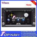 Новые 6.2 ''два дин GPS Dvd-плеер Автомобиля для TIIDA/QASHQAI/СОЛНЕЧНО/X-TRAIL/PALADIN/FRONTIER/PATHFINDER/PATROL/TREEANO/VERSA/MICRA
