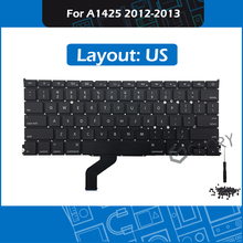 New A1425 US Standard Keyboard for Macbook Pro Retina 13″ A1425 Keyboard Replacement 2012 2013 MD212 ME662
