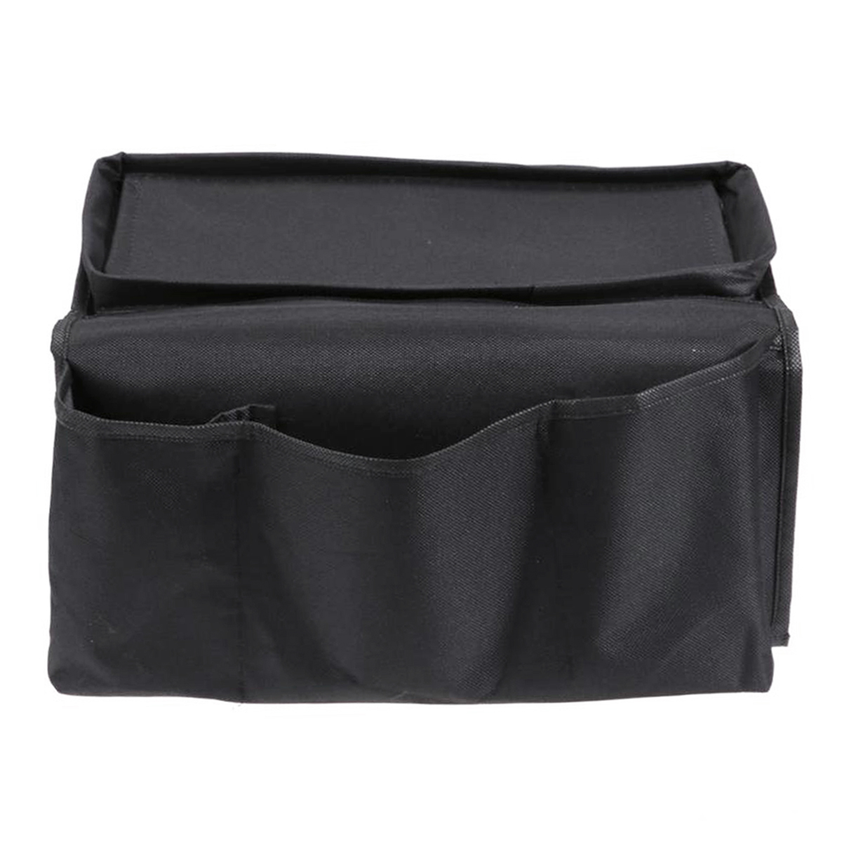 Sofa Couch TV Remote Storage Holder Arm Rest Pouch Bag