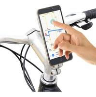 GUB High Quality CNC Universal Bike Bicycle Bicicleta Phone Holder Stand Mount Bracket 50mm 100mm Width