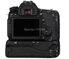Pixel Vertax E14 pour Canon EOS 70D 80D poignée de batterie haute qualité + 2 ans de garantie