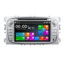 7 Inch Car GPS Navigation stereo for Ford/Mondeo/S-MAX/C-MAX/Galaxy/focus 2008 2009 2010 2011 Car dvd player with bluetooth 3G