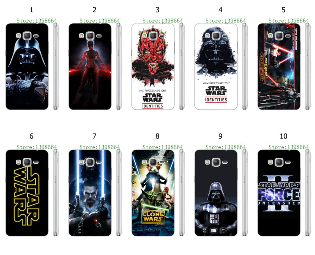 Online-custom star wars hot hard plastic back cover case for Samsung Galaxy Grand Prime G530 G530H G5308W Free Shipping