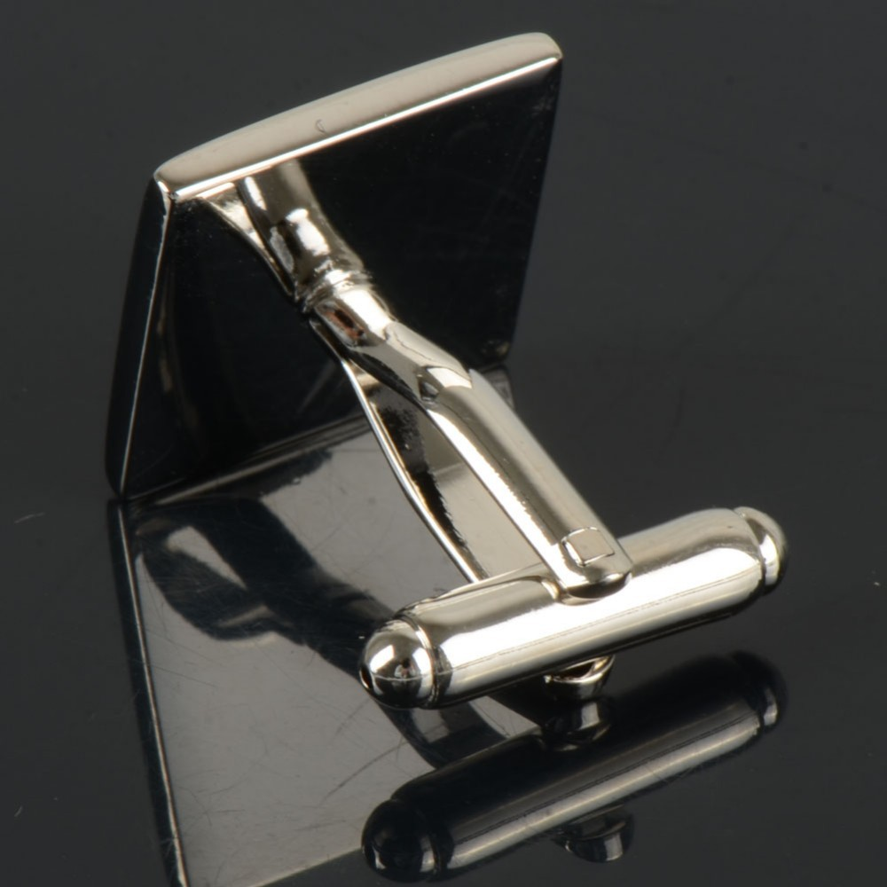HTB1AZ4uHXXXXXXlapXXq6xXFXXXX - Square Imperial Trellis Shaped Cufflinks