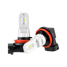 2pcs 1500Lm H11 H8 LED Car Lights LED Bulbs 9005 HB3 9006 HB4 White Daytime Running Lights DRL Fog Light 6000K 12V Driving Lamp eemrke cob angel eyes drl for toyota corolla fog lights h11 55w halogen bulbs led daytime running lights kits