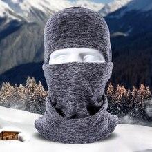 QILOING Windproof winter ski Balaklava mask balaclava motocryle full face mask snow hat cap warm outdoor cycling sport Thermal