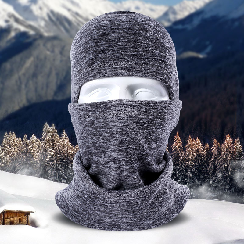 Windproof winter scarf ski Balaklava mask thermal balaclava motocrycle full face mask neck warmer snow hat cap outdoor cycling