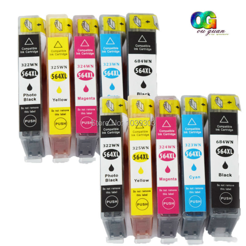 Detail Feedback Questions About 10pcs Compatible Ink Cartridge For