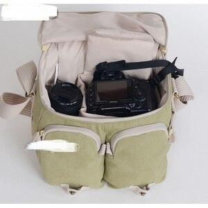 Image 2 - Professional National Geographic DSLR Camera Bag Universal for Nikon D5000 D5100 D3000 d5300 for canon 550D 660D 500D 700d SLR