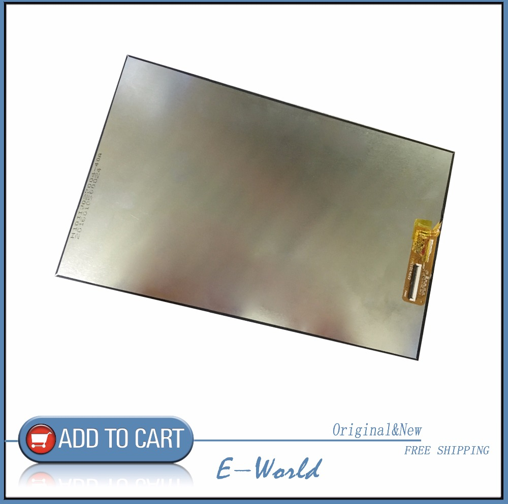Original 10.1inch LCD screen FPC10146V2 for tablet pc free shipping