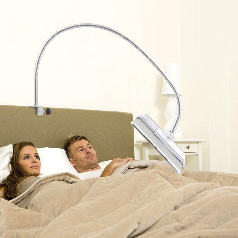Compra cama de metal lleno online al por mayor de china - Soporte tablet cama ...