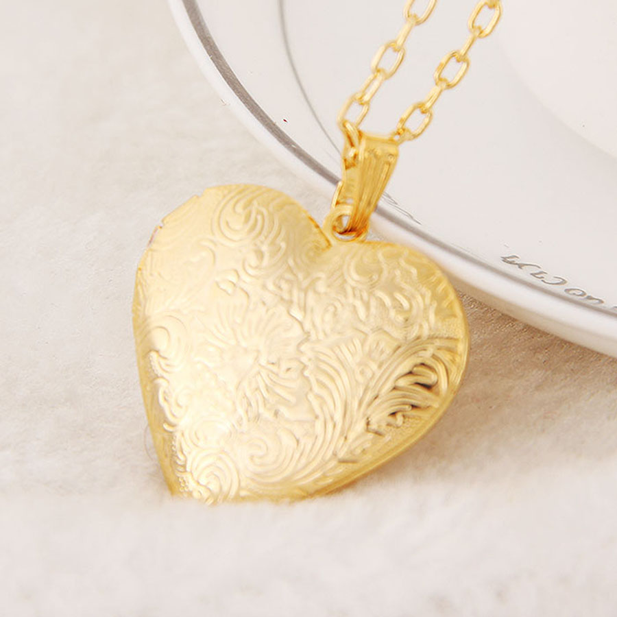 sterling bling sf antique gold locket oval vermeil jewelry lockets pave silver cz pendant