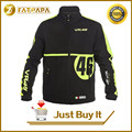 2017 New MotoGP LUNA ROSSI VR46 Windbreaker Team Sweatshirts Driving Motorcycle Jackets Motorbike VR46 Wind Coats Men's Clothing