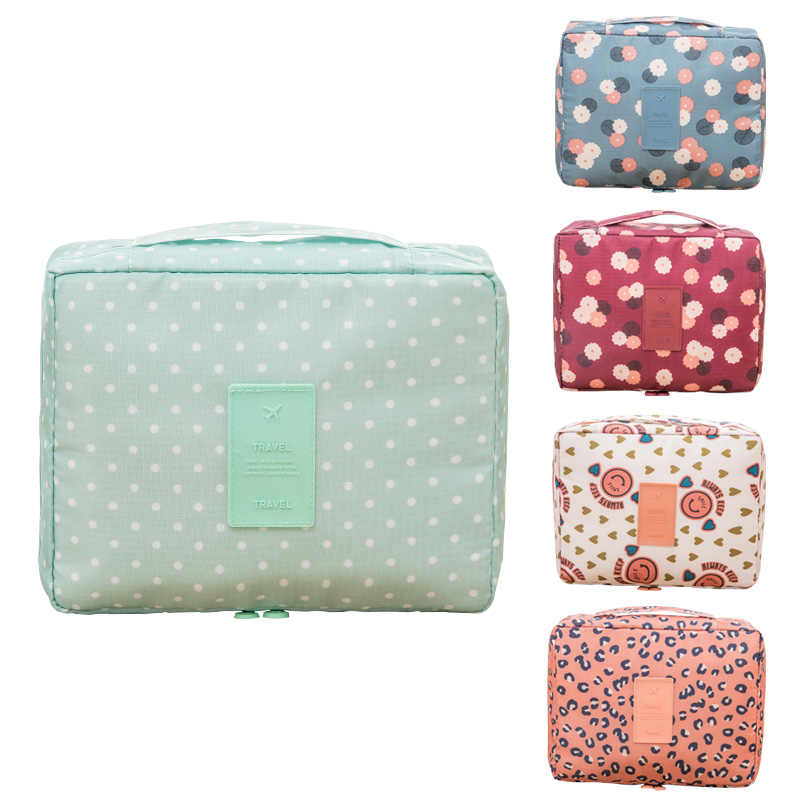 Zipper Man Women Cosmetic Bags Makeup Bag Beauty Case Make Up Organizer Toiletry Bags Kits Storage Travel Wash Pouch Wholesale