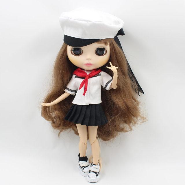 Neo Blythe Doll Sailor Suit