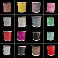 100M/Roll New Macaron Colorful 1.0mm Hollow Nail Chain Mini Metal Manicure Nails Studs Charming 3D DIY Nail Art Decoration