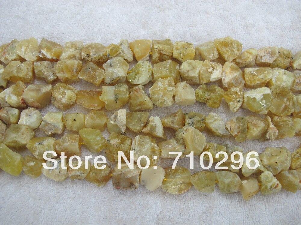 Semi Precious Gemstone Raw Stone : Semi precious stone nugget beads raw chip