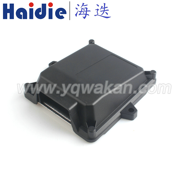 Free shipping 1set 48p ECU Plastic Enclosure Box for Case Motor Car LPG CNG Conversion Controller Auto Connector 5007620481 free delivery car engine computer board ecu 0261208075