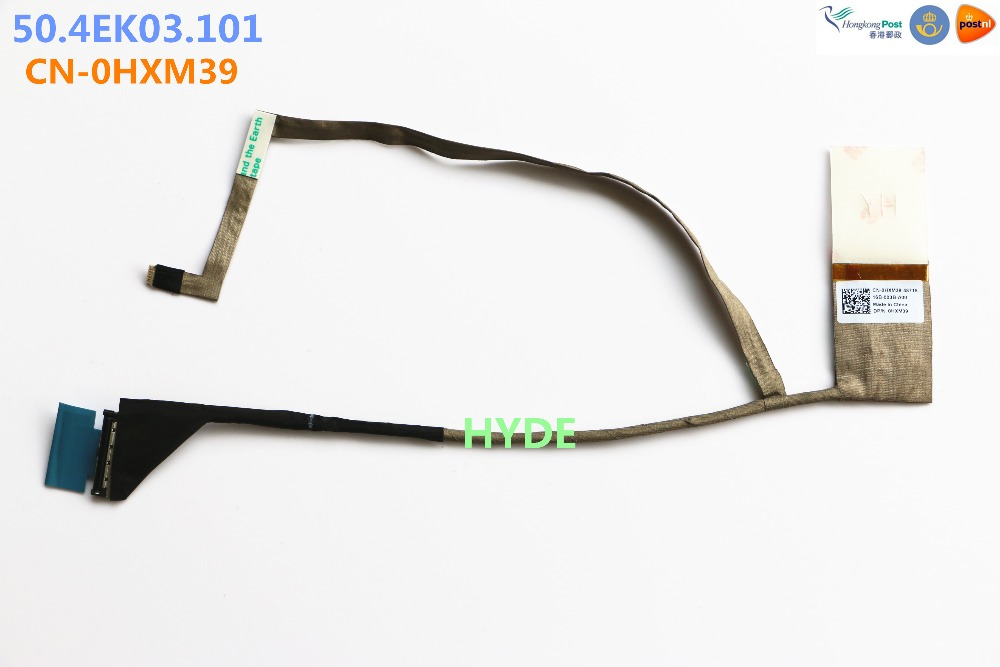 NEW FOR DELL Inspiron 14V N4020 N4030 M4010 LCD LVDS CABLE DJ1 50.4EK03.001 LVDS CABLE