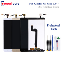 6.44 Original For Xiaomi Mi Max LCD Display+Touch Screen Digitizer Assembly Replacement