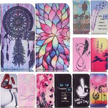 New Arrival Luxury boy and girl Cartoon Painting PU Flip Leather Case For Apple iPhone 4S 5C 5S Mobile Phone Bags Cases