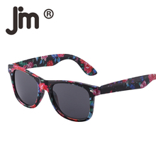 JM Wholesale Retro Vintage Original Mirrored Lenses Sun Glasses Spring Hinge Sunglasses Acetate Frame 20 PCS/LOT Mixed Colors