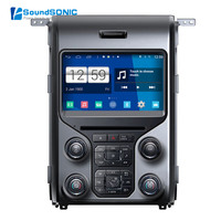 For Ford F150 Raptor Android 4.4.4 2 Din Car Stereo DVD GPS Audio Video Player Android For Ford F150 Raptor + Free HD Camera