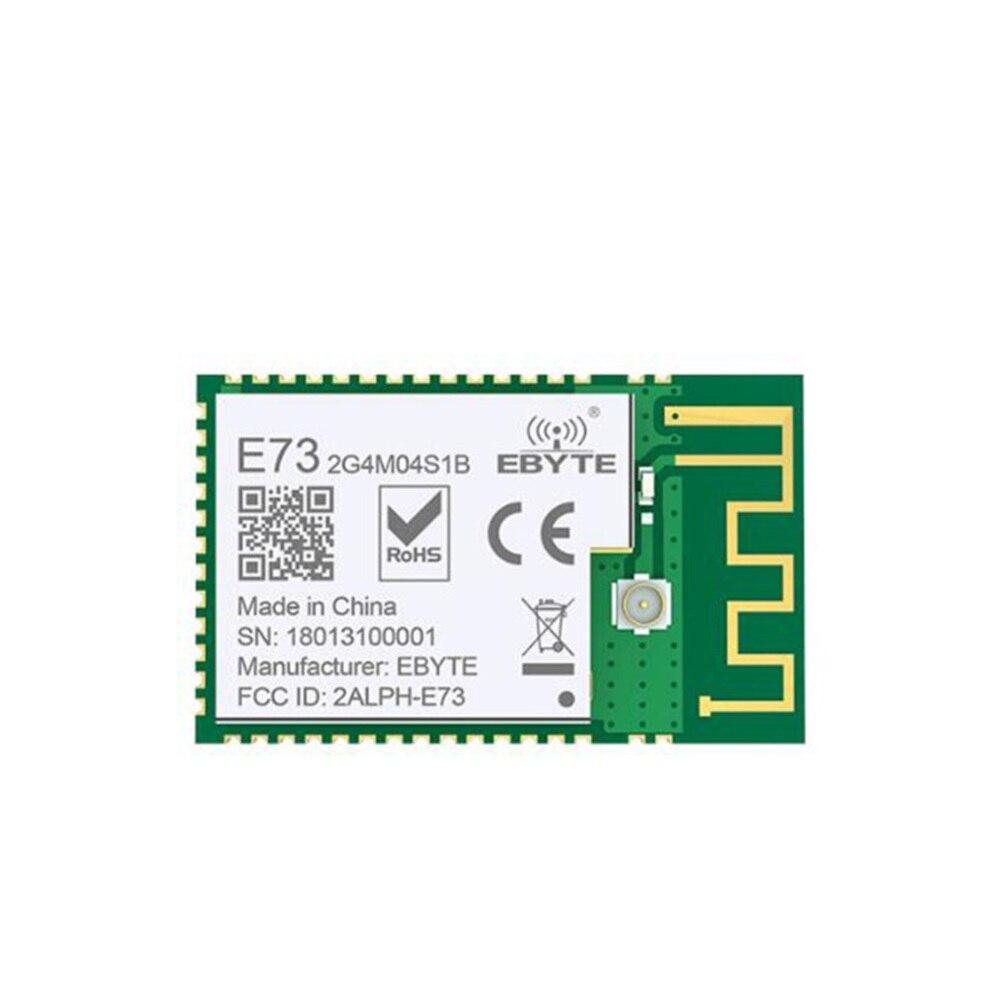 NRF52832 2.4GHz Transceiver Wireless Rf Module E73-2G4M04S1B SMD 2.4 Ghz Ble 5.0 Receiver Transmitter Bluetooth Module