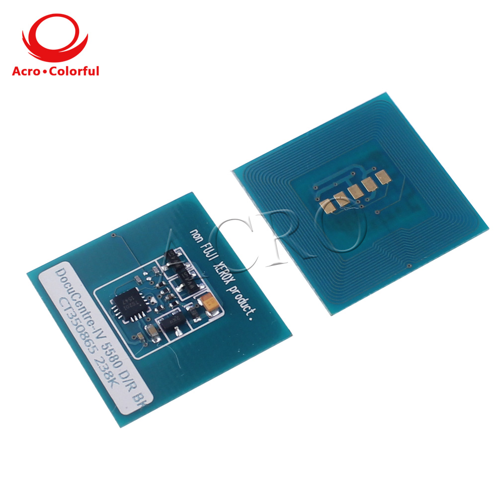 CT350864 toner chip for Xerox Color 800i 1000i laser printer copier cartridge spare parts in Cartridge Chip from Computer Office