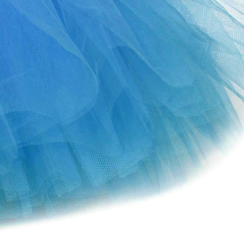 2019 MAXIORILL NEW Hot Sexy Fashion Pretty Girl Elastic Stretchy Tulle Adult Tutu 5 Layer Skirt Wholesale T4 53