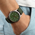 SOKI Hot Sport Outdoor Men's Date Quartz Analog Wrist Watch Military Sports Nylon Strap Unisex Army Style Watch Homme Reloj Hour