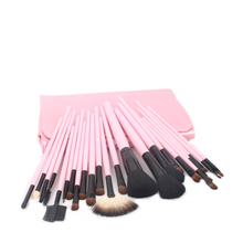 Makeup Brushes 23 Pcs Professional Soft Cosmetics Beauty Tools BB Cream Concealer Foundation Powder Brushes