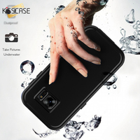KISSCASE IPX8 Test Waterproof Case For Samsung Galaxy S7 Shockproof Phone Cases For Samsung S7 Swimming